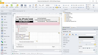 ALPHACAM 2021 New Features & Enhancements