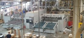 Alphacam Programs UK's Only Pro Evolution 5-Axis Twin Head Machine for ercol